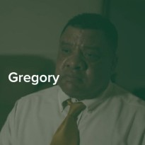 Gregory tells his story