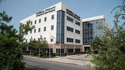 Memorial Hermann Orthopedic Spine Hospital