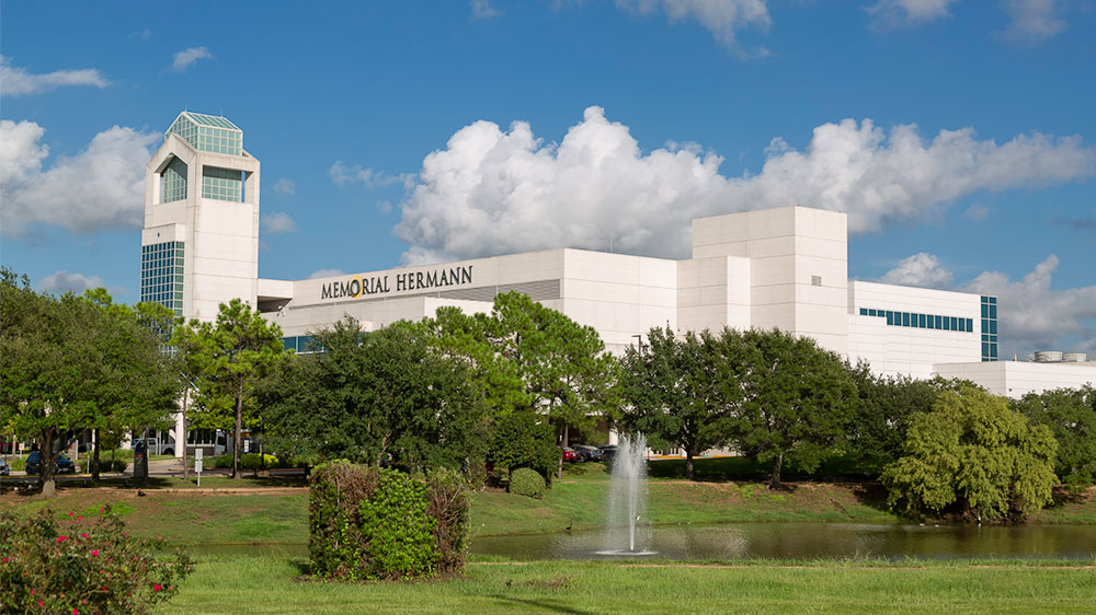 Memorial Hermann Southeast Hospital Lake