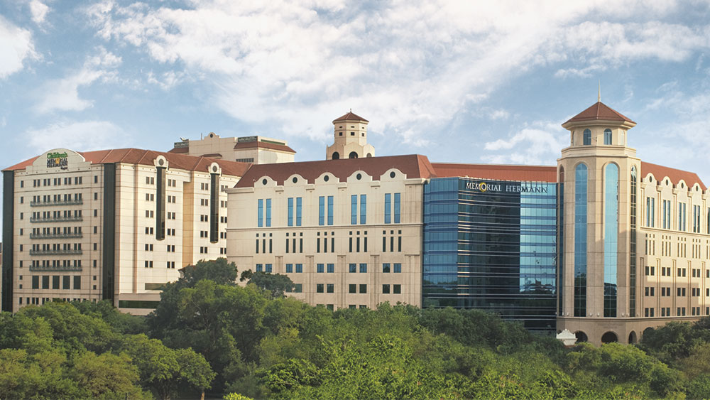 Memorial Hermann Childrens Hospital