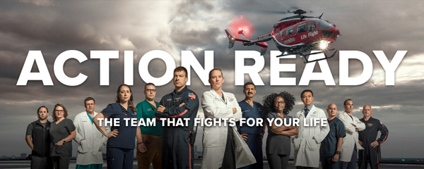 Action Ready Memorial Hermann Medical Team