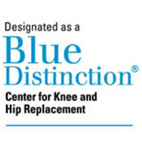 Blue Distinction Award by Blue Cross Blue Shield