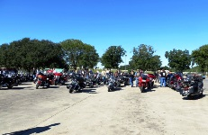 Motorcycles Road for Recovery - PaRC