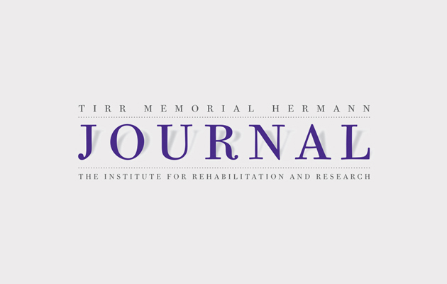 TIRR Memorial Hermann Journal Logo