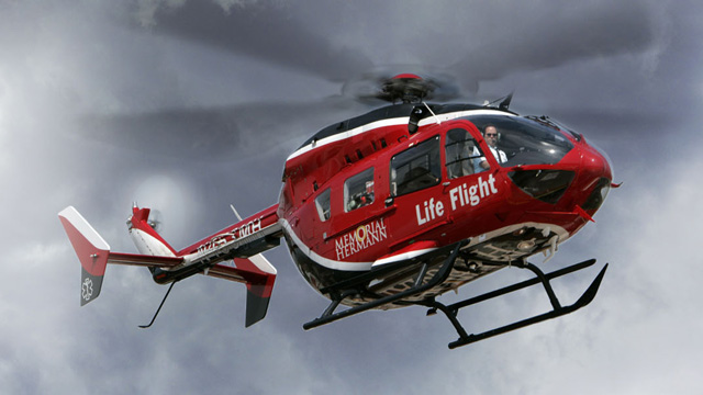 Life Flight flying the skies