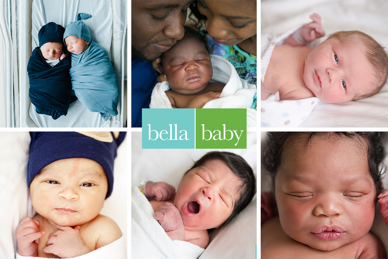 Bella Baby Collage
