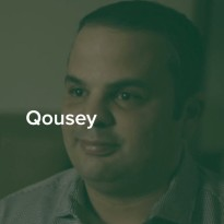 Qousey tells his story