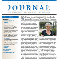 TIRR Memorial Hermann Journal Spring 2012