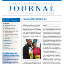 TIRR Memorial Hermann Journal Summer 2012
