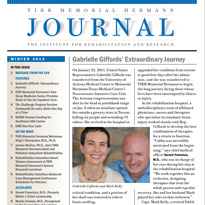 TIRR Memorial Hermann Journal Winter 2012