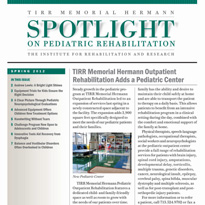 TIRR Memorial Hermann Journal Pediatric 2012